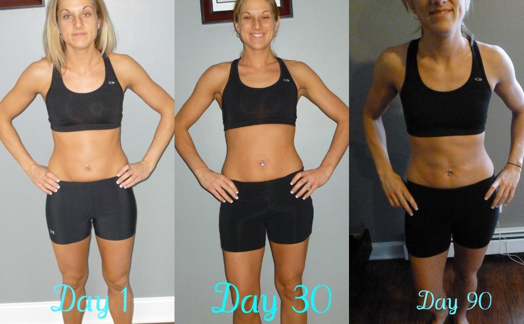My-Nikki Kuban Minton's P90X2 Transformation! | Nikki