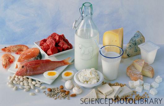 Convenient High Protein Foods