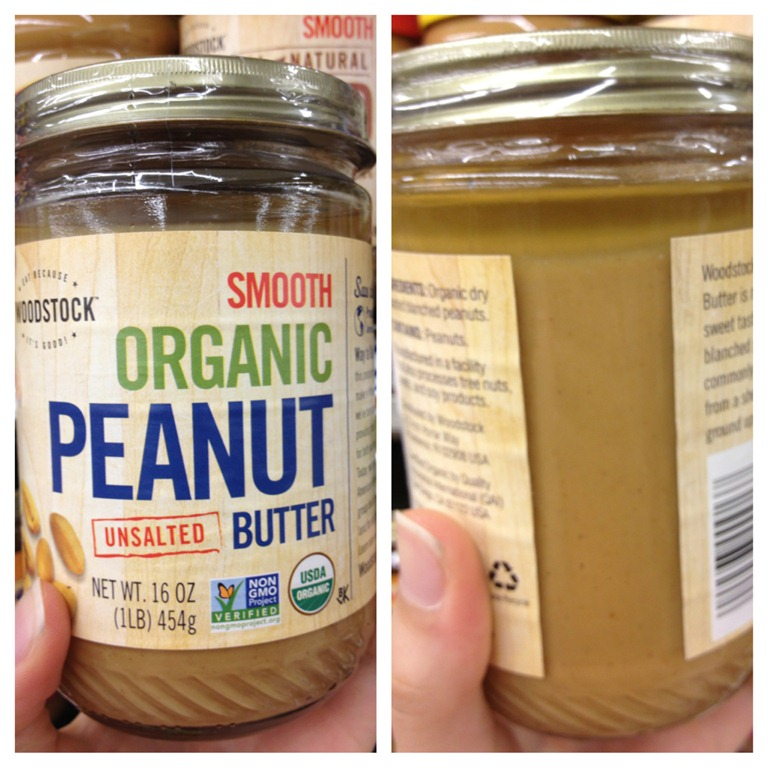 Peanut butter, organic, natural, Oatmeal, breakfast food, help lose weight, fiber, grain, healthy, yum, eat clean, clean eating