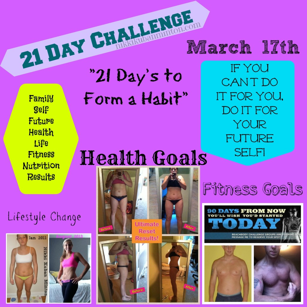 21 Day Challenge Beachbody Challenge 21 Day Fix Or