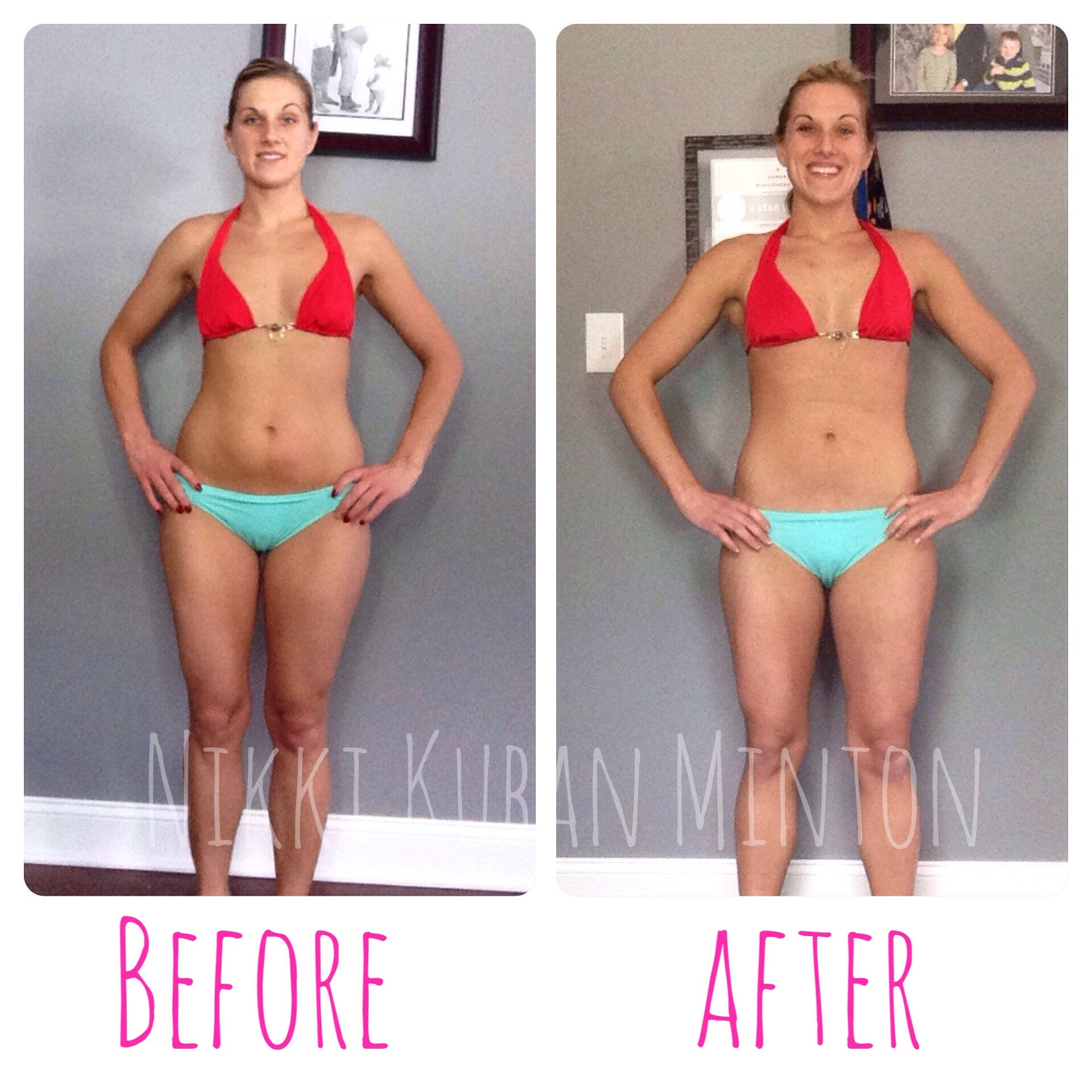 21 day Fix Results, Men and Women | Nikki Kuban Minton