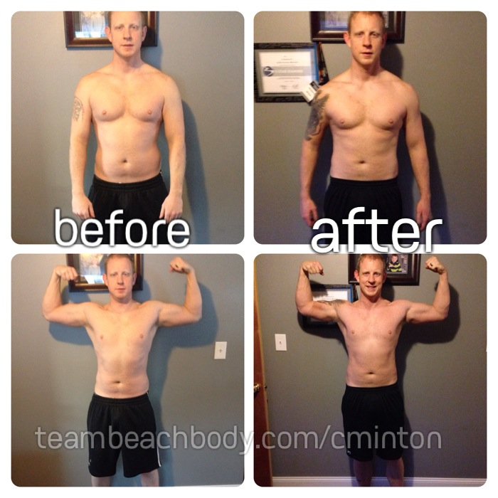 21 day fix results | Nikki Kuban Minton