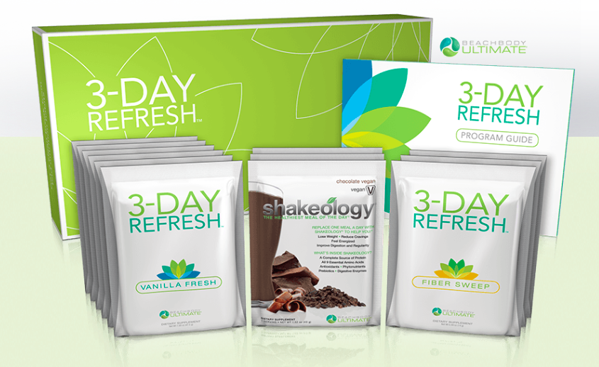 3 Day refresh, beachbody detox, beachbody coach, beachbody elite coach, top coach, elite coach, clean eating, detox, weight loss, lose weight, healthy diet, healthy weight loss, healthy, shakeology, cleanse, diet,