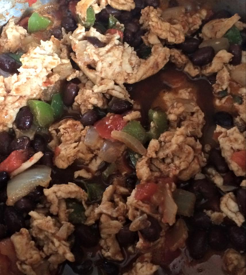 21 day fix extreme, 21df, clean eating, chili, turkey, turkey chili,