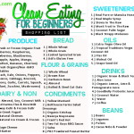 Foods-Clean-Eating-Shopping-List