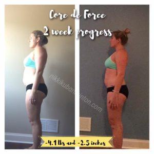 Core De Force, Progress, Fitness, Beachbody