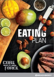 core-de-force-nutrition-plan