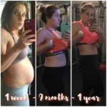 momkini, postpartum journey, postpartum fitness, postpartum, fit mom